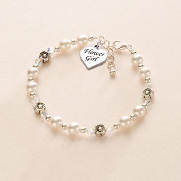 Imagem de Flower Girl Bracelet