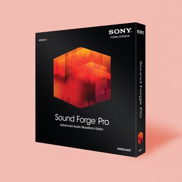 Picture of Sound Forge Pro 11
