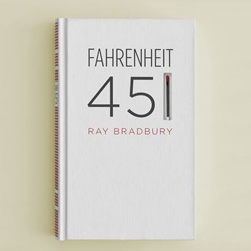 Imagem de Fahrenheit 451 de Ray Bradbury
